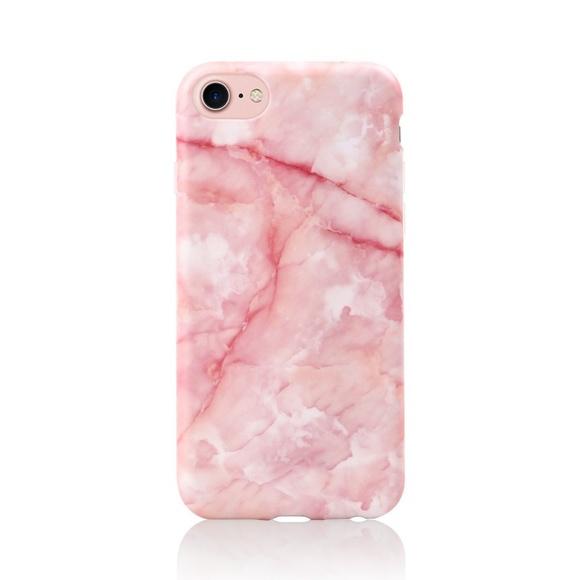 wholesale dealer 351c2 0b832 iPhone 7 / iPhone 8 Pink Marble Case Boutique